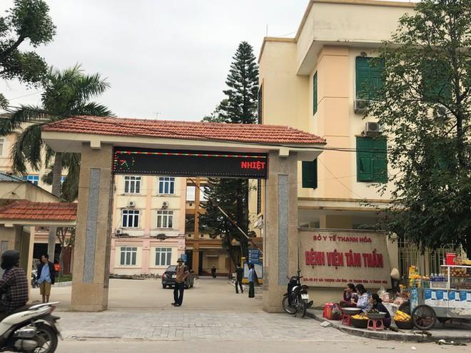 5 bác sĩ, điều dưỡng Bệnh viện Tâm thần Thanh Hóa bị khởi tố, bắt giam - Ảnh 2.