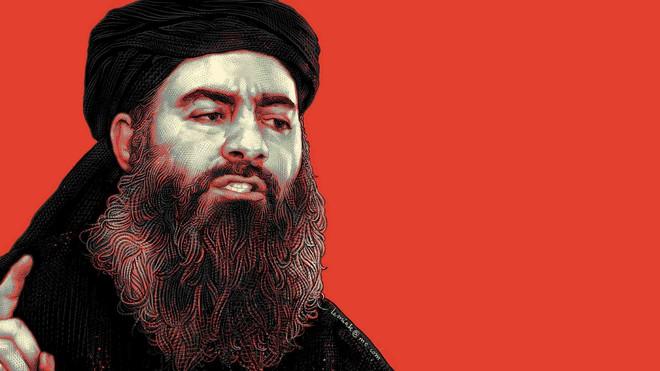 Vỏ bọc không ngờ cùa trùm khủng bố IS Abu Bakra al-Baghdadi - Ảnh 1.