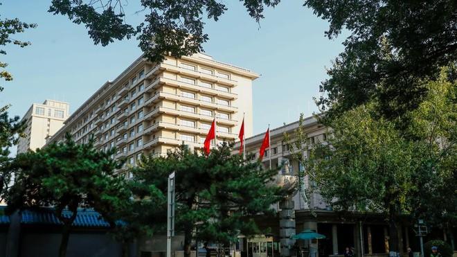 Địa điểm tổ chức hội nghị trung ương 4: Bí ẩn nhất TQ, nơi Giang Thanh và tướng PLA từng gây náo động kịch liệt - Ảnh 3.
