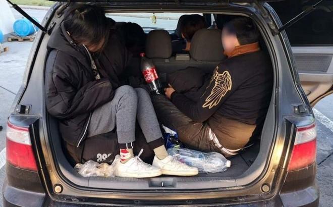 17 người Việt nhập cư bất hợp pháp ở Đức bị bắt