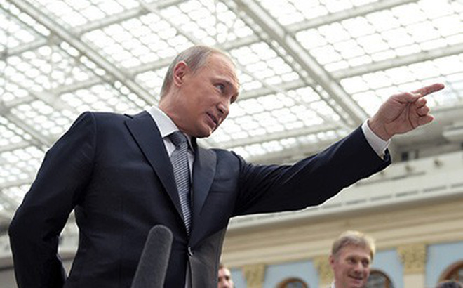 """Chống tham nhũng kiểu Putin: """"Quan"""" không dám tham dù trong ý nghĩ"""