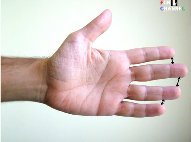 Khoảng cách giữa các ngón tay sẽ tiết lộ bạn sống độc lập hay phụ thuộc - Ảnh 6.