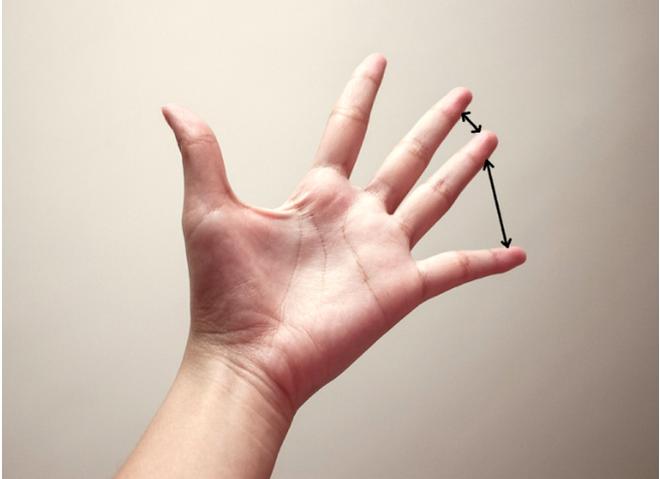 Khoảng cách giữa các ngón tay sẽ tiết lộ bạn sống độc lập hay phụ thuộc - Ảnh 8.