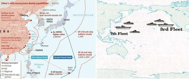 TQLC Mỹ chỉ thẳng mặt Trung Quốc là địch: Bỏ Trung Đông, khuấy tung Thái Bình Dương? - Ảnh 4.