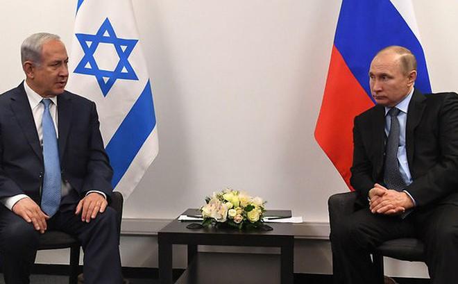 Lý do TT Putin không là vị cứu tinh cho Israel trong bàn cờ Trung Đông dù Nga đang trên cơ Mỹ ở Syria