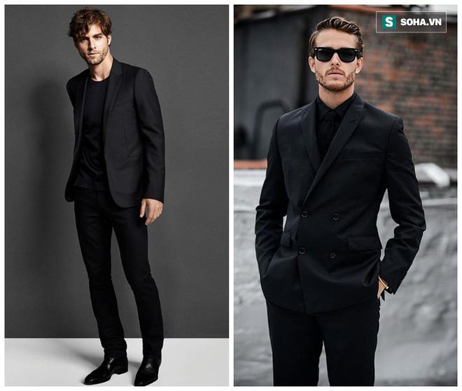 10 đặc điểm tính cách của người thích mặc đồ đen: Số 5 khá đúng - Ảnh 1.