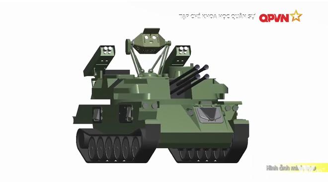 """Việt Nam gắn """"mắt thần"""" và tên lửa cho pháo phòng không ZSU-23-4, sức mạnh tăng lên gấp bội - Ảnh 3."""