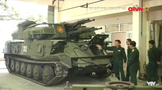 """Việt Nam gắn """"mắt thần"""" và tên lửa cho pháo phòng không ZSU-23-4, sức mạnh tăng lên gấp bội - Ảnh 1."""