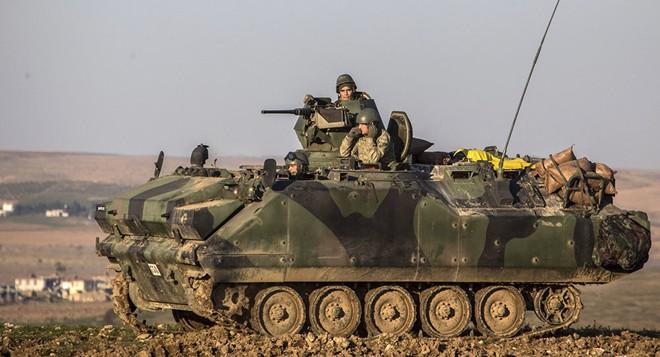 Tiêm kích Su-34 Nga bị chiến đấu cơ NATO truy đuổi - Những sai lầm kinh hoàng ở Syria - Ảnh 1.
