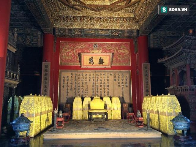 Bí ẩn hơn 500 năm của Tử Cấm Thành: Có 1 cung điện không ai dám ở, thường xảy ra bi kịch - ảnh 2