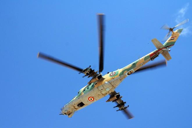 Tiêm kích Su-34 Nga bị chiến đấu cơ NATO truy đuổi - Những sai lầm kinh hoàng ở Syria - Ảnh 8.