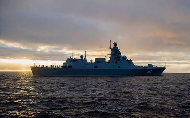 """Đô đốc Hải quân Mỹ: Hàng trăm """"lính đánh thuê Nga"""" đã có mặt ở Venezuela"""