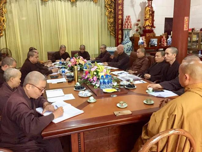 Trước khi xin hoàn tục, sư Toàn đề nghị được giữ lại tài sản thuộc sở hữu cá nhân - Ảnh 1.