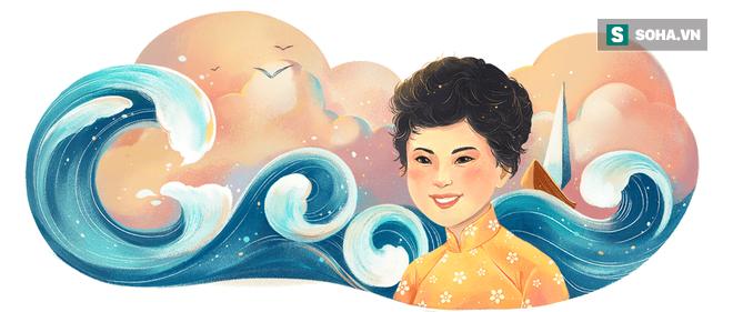 Google lần đầu tiên vinh danh Xuân Quỳnh, nữ thi sĩ quan trọng bậc nhất thế kỷ 20 của Việt Nam - ảnh 1