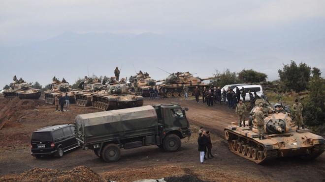 Thời khắc quan trọng sắp đến - Đêm nay Thổ Nhĩ Kỳ sẽ chơi lớn ở Syria? - Ảnh 4.