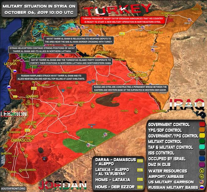 Thời khắc quan trọng sắp đến - Đêm nay Thổ Nhĩ Kỳ sẽ chơi lớn ở Syria? - Ảnh 2.