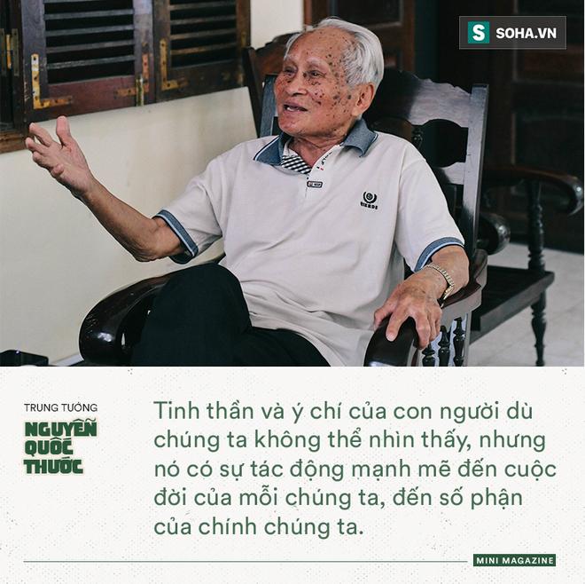 Tướng Thước: 94 tuổi xét nghiệm chỉ số sức khỏe trẻ như thanh niên và lần đầu nói về rượu, thuốc lá, thói xấu của đàn ông - Ảnh 6.