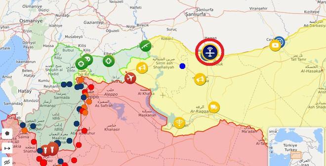 Lính Mỹ bất ngờ tháo chạy khỏi miền Bắc Syria, bỏ mặc đồng minh - Thổ Nhĩ Kỳ chuẩn bị khai đao - Ảnh 1.