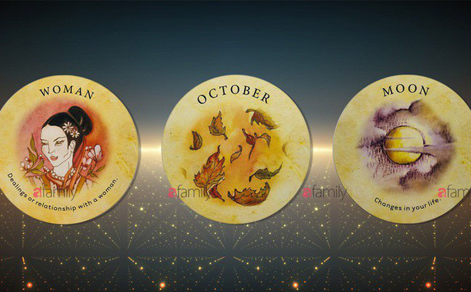 Rút bài Lá Trà để biết tháng 10 này có sự kiện thú vị nào xuất hiện trong cuộc sống của bạn hay không