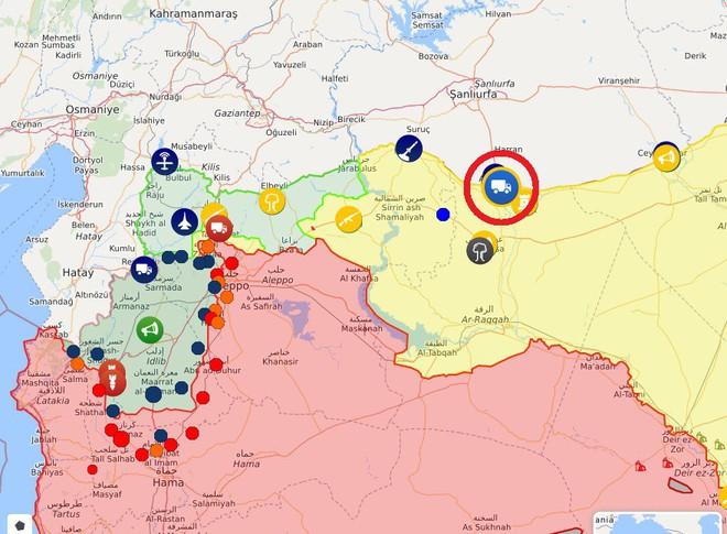Lính Mỹ bất ngờ tháo chạy khỏi miền Bắc Syria, bỏ mặc đồng minh - Thổ Nhĩ Kỳ chuẩn bị khai đao - Ảnh 14.
