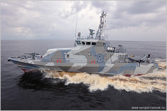 Russia offers Vietnam the latest anti-assault ship at DSE 2019? - Picture 2.