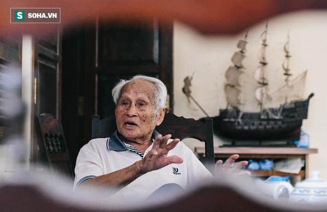 Tướng Thước: 94 tuổi xét nghiệm chỉ số sức khỏe trẻ như thanh niên và lần đầu nói về rượu, thuốc lá, thói xấu của đàn ông - Ảnh 14.