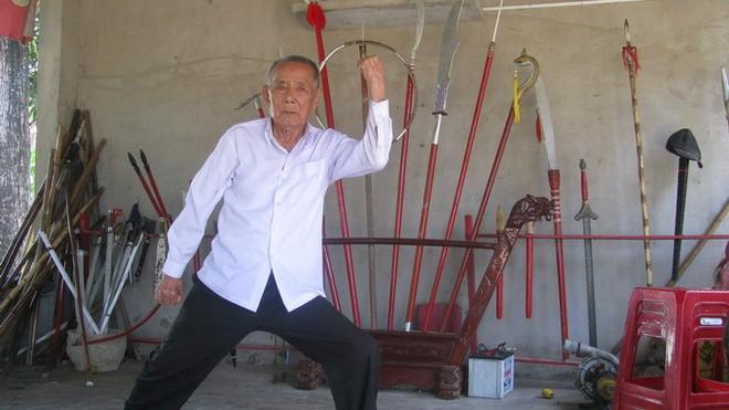 Thập bát ban binh khí trong võ cổ truyền Bình Định - Ảnh 2.