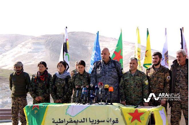 Lính Mỹ bất ngờ tháo chạy khỏi miền Bắc Syria, bỏ mặc đồng minh - Thổ Nhĩ Kỳ chuẩn bị khai đao - Ảnh 16.