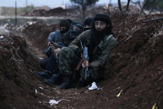Lính Mỹ bất ngờ tháo chạy khỏi miền Bắc Syria, bỏ mặc đồng minh - Thổ Nhĩ Kỳ chuẩn bị khai đao - Ảnh 13.