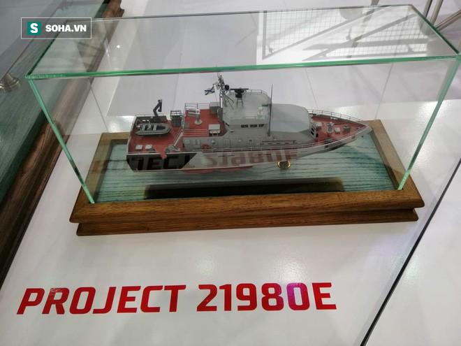 Nga chào hàng Việt Nam tàu chống biệt kích tối tân tại triển lãm DSE 2019? - Ảnh 1.