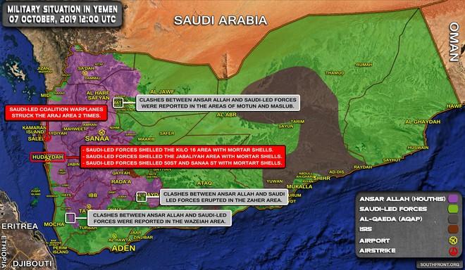 Lính Mỹ bất ngờ tháo chạy khỏi miền Bắc Syria, bỏ mặc đồng minh - Thổ Nhĩ Kỳ chuẩn bị khai đao - Ảnh 2.