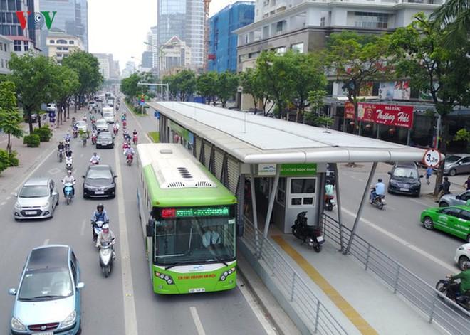 """Mở làn riêng cho xe buýt: Đi vào """"vết xe đổ"""" của buýt nhanh BRT? - Ảnh 2."""