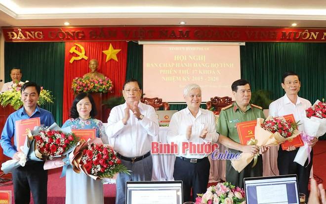 Ban Bí thư Trung ương Đảng chỉ định nhân sự 3 tỉnh - Ảnh 2.