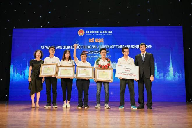 """Bộ Giáo dục & đào tạo cùng Tập đoàn Trung Nguyên Legend tổ chức """"Ngày hội khởi nghiệp quốc gia của HSSV 2019"""" - Ảnh 3."""