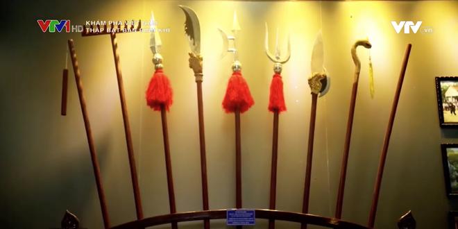 Thập bát ban binh khí trong võ cổ truyền Bình Định - Ảnh 4.