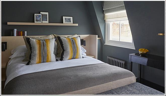 Chọn màu sắc nội thất phòng ngủ như thế nào thì hợp tính cách từng cung hoàng đạo? - Ảnh 9.
