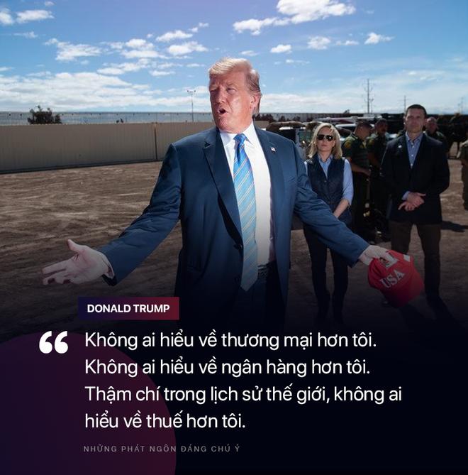 Với trí tuệ tuyệt vời và không ai bì kịp: Ông Trump từng hé lộ gì về 2 tài sản lớn nhất cuộc đời? - Ảnh 2.