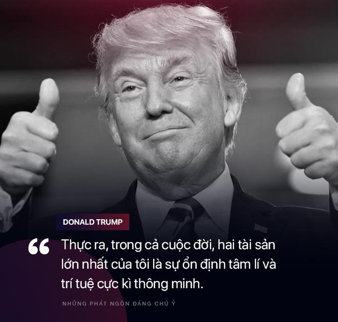 Với trí tuệ tuyệt vời và không ai bì kịp: Ông Trump từng hé lộ gì về 2 tài sản lớn nhất cuộc đời? - Ảnh 3.