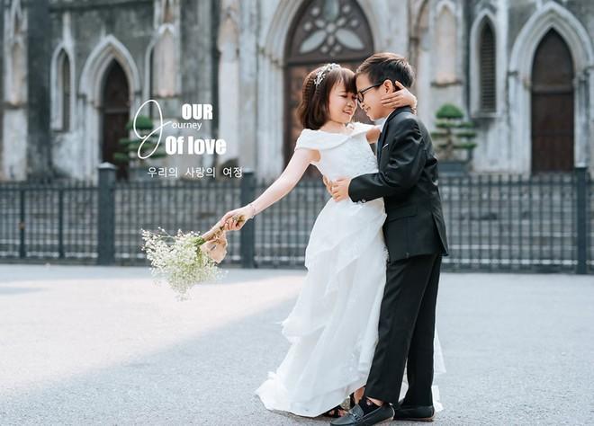 Ảnh cưới của cô gái 1,2m với thầy giáo tí hon từng khiến cô trúng tiếng sét ái tình và say bia gọi khóc - ảnh 7