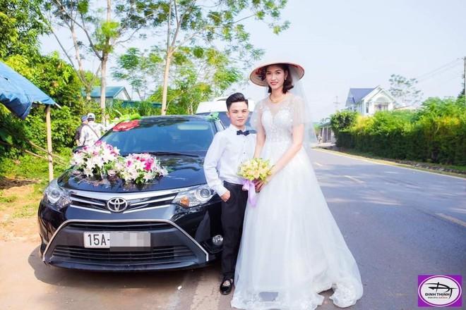 Thực hư đám cưới của chú rể Hải Phòng 1,4 m với cô dâu 1,94m đang gây xôn xao MXH - Ảnh 3.