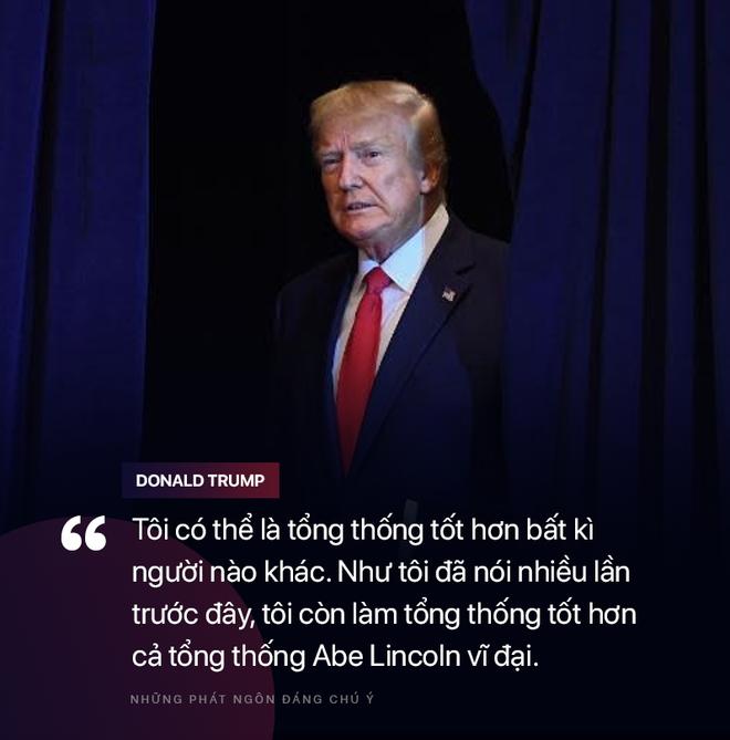 Với trí tuệ tuyệt vời và không ai bì kịp: Ông Trump từng hé lộ gì về 2 tài sản lớn nhất cuộc đời? - Ảnh 10.