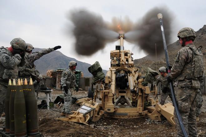 Ấn Độ dùng trực thăng cẩu lựu pháo M777 lên biên giới: Sẵn sàng ứng chiến với Trung Quốc? - Ảnh 4.