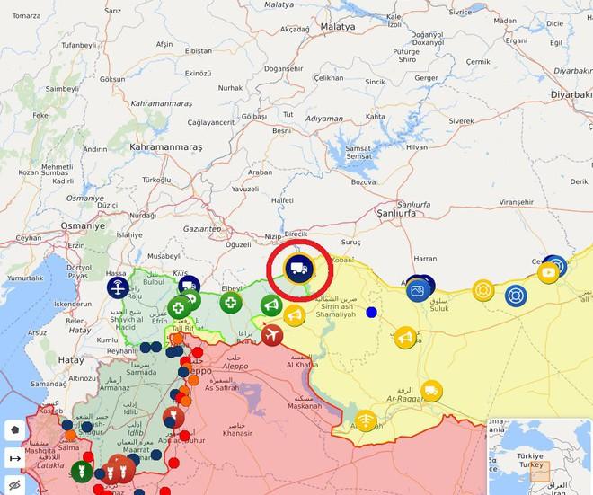 Thổ chính thức khai đao, không quân dồn dập ném bom SDF ở Syria - Israel sốc và bất ngờ trước quyết định của Mỹ - Ảnh 12.