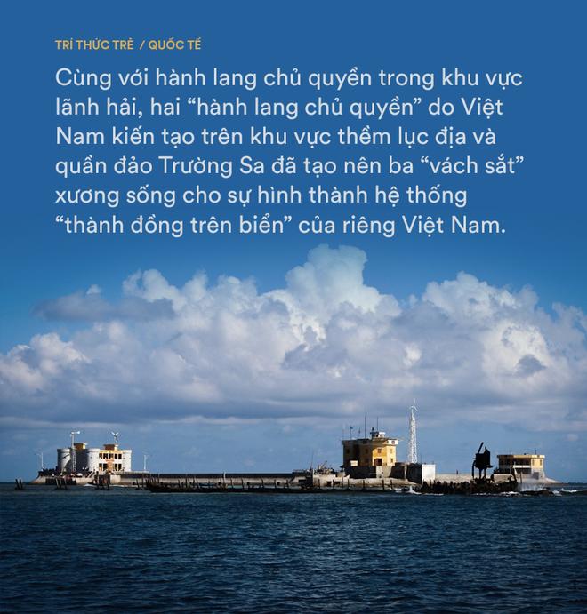 Từ lối mòn bá quyền của Hải dương 8 nhìn về hệ thống phòng thủ hai hành lang, một vành đai của Việt Nam trên Biển Đông - Ảnh 4.
