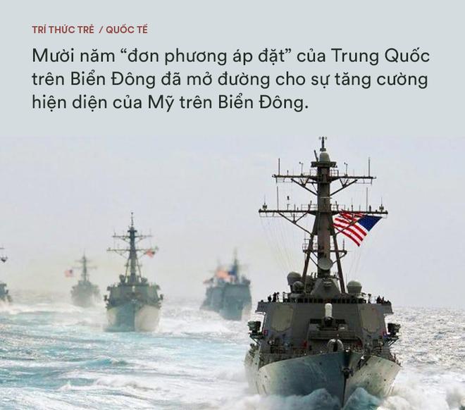 Từ lối mòn bá quyền của Hải dương 8 nhìn về hệ thống phòng thủ hai hành lang, một vành đai của Việt Nam trên Biển Đông - Ảnh 3.