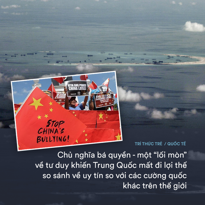 Từ lối mòn bá quyền của Hải dương 8 nhìn về hệ thống phòng thủ hai hành lang, một vành đai của Việt Nam trên Biển Đông - Ảnh 1.