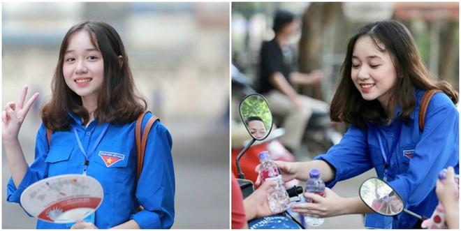 Danh tính nữ sinh gây chú ý trong hoạt động tình nguyện: Chiều cao vượt trội khiến em e ngại - Ảnh 2.
