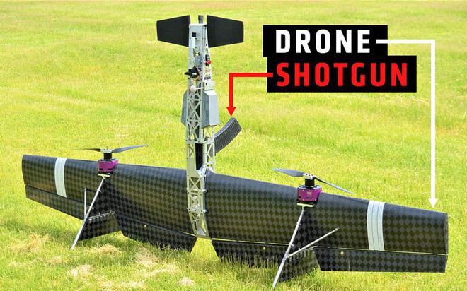 Máy bay không người lái (UAV) sẽ thay đổi bộ mặt chiến tranh? - Ảnh 2.