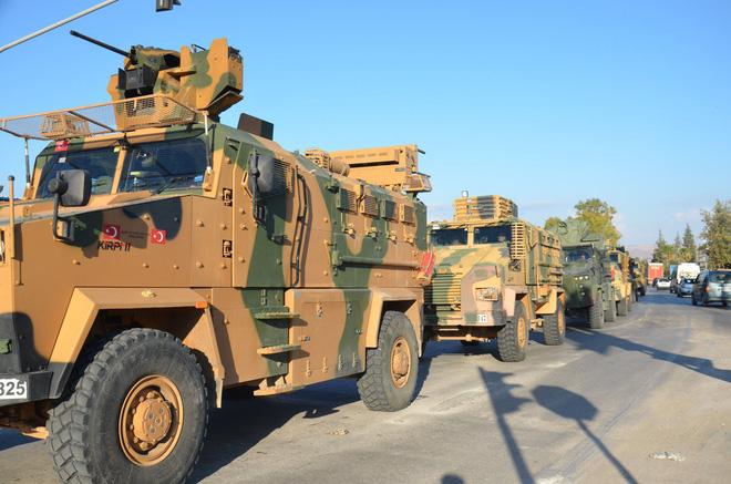 Thổ chính thức khai đao, không quân dồn dập ném bom SDF ở Syria - Israel sốc và bất ngờ trước quyết định của Mỹ - Ảnh 5.
