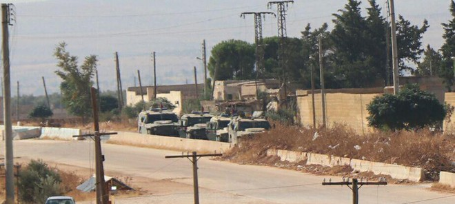 Thổ chính thức khai đao, không quân dồn dập ném bom SDF ở Syria - Israel sốc và bất ngờ trước quyết định của Mỹ - Ảnh 1.